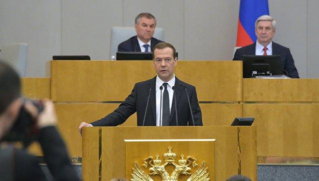 Медведев ответил на критику Зюганова