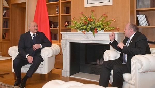 Белоруссия иГрузия хотят подписать долгосрочный договор овзаимоотношениях