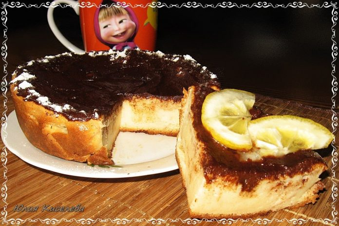 Прекрасный сладкий пирог к чаю. Сразу записывайте рецепт в кулинарную книгу