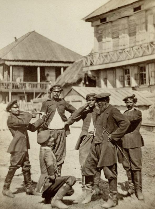7. Мужчины перед уходом на войну до революции, донские казаки, история, казаки, казачий быт, фотографии