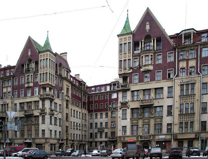Великолепный дом купца Полежаева. /Фото:citywalls.ru