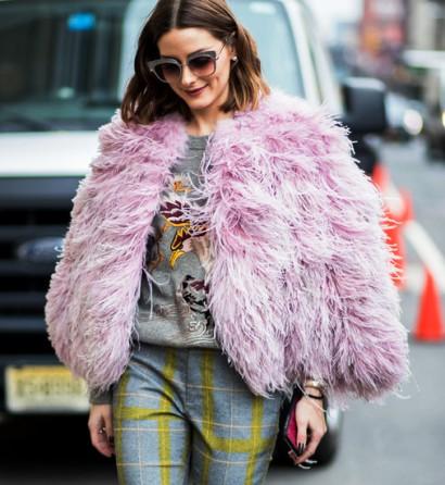 Что носят на Неделе моды в Нью-Йорке --10 стритстайл-трендов
