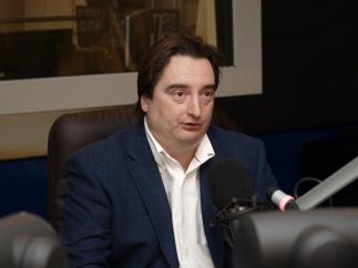 Украина: Главреда «Вестей» Игоря Гужву задержали и обвинили в организации несанкционированного митинга