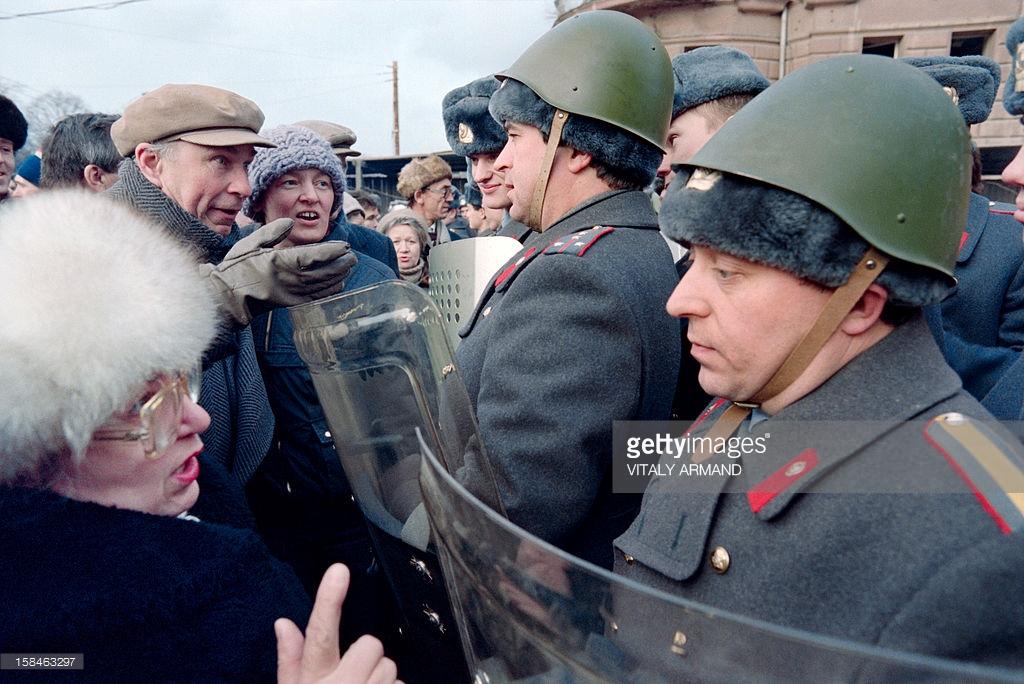 Правда про хамство в СССР.