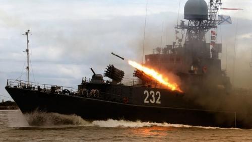 """Уже никто не хихикает при словах """"русский флот"""". А в НАТО откровенно паникуют"""