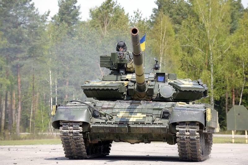 Советский Т-64 из Украины неприятно удивил европейских партнёров.