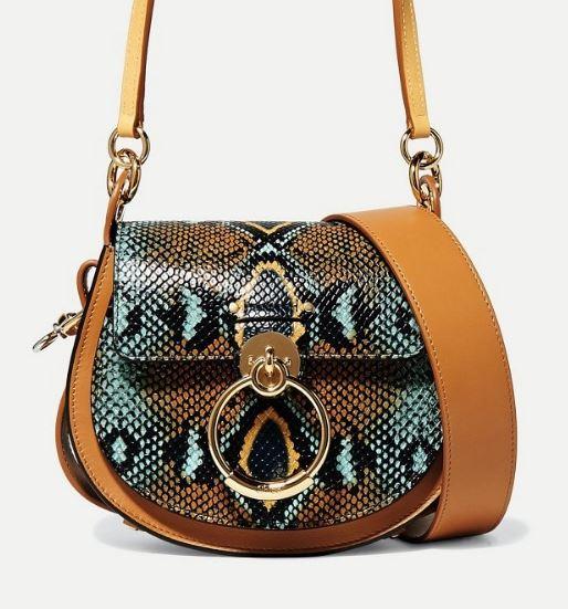 Топ - 15 сумок из экзотической кожи