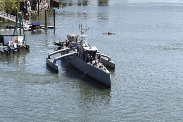 В ВМС США могут появиться не…