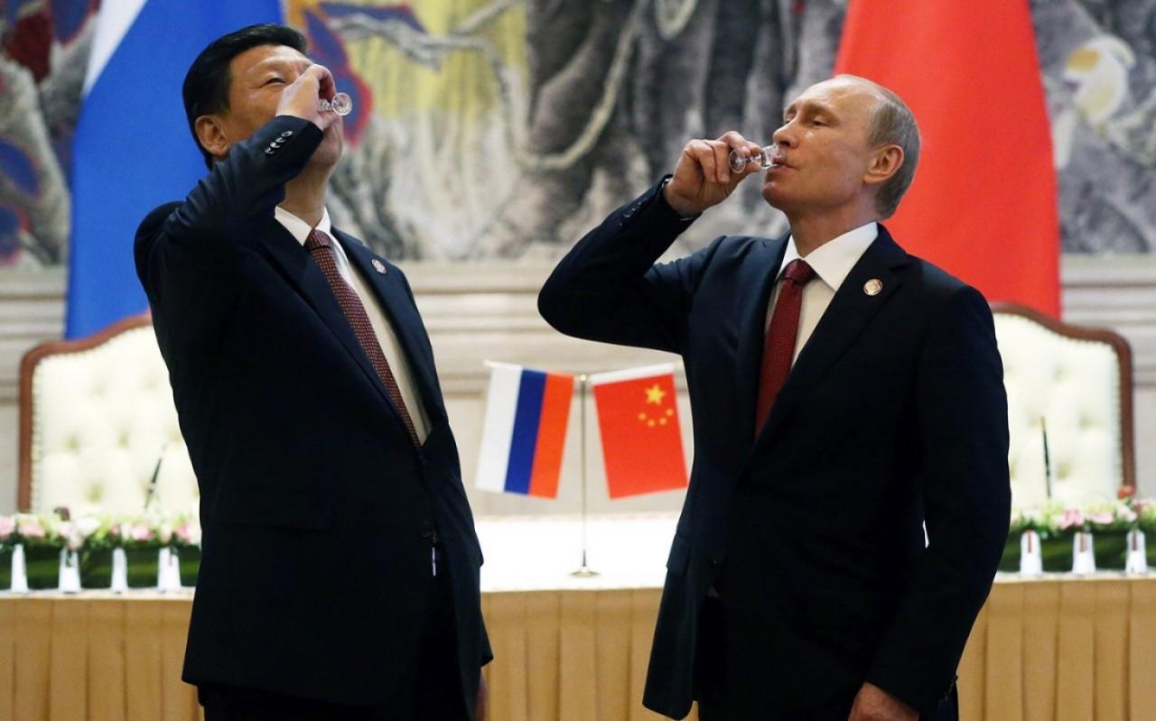 Россия и Китай еще никогда н…