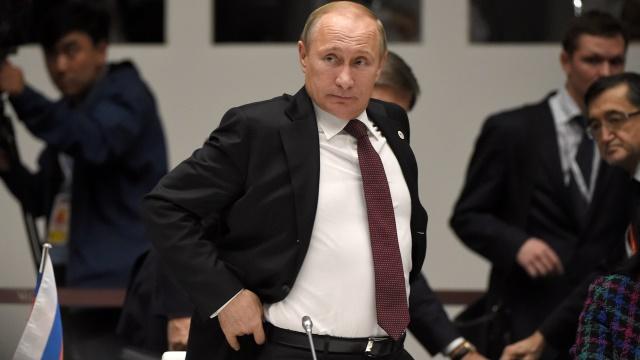 Исторические познания Путина напугали западных дипломатов