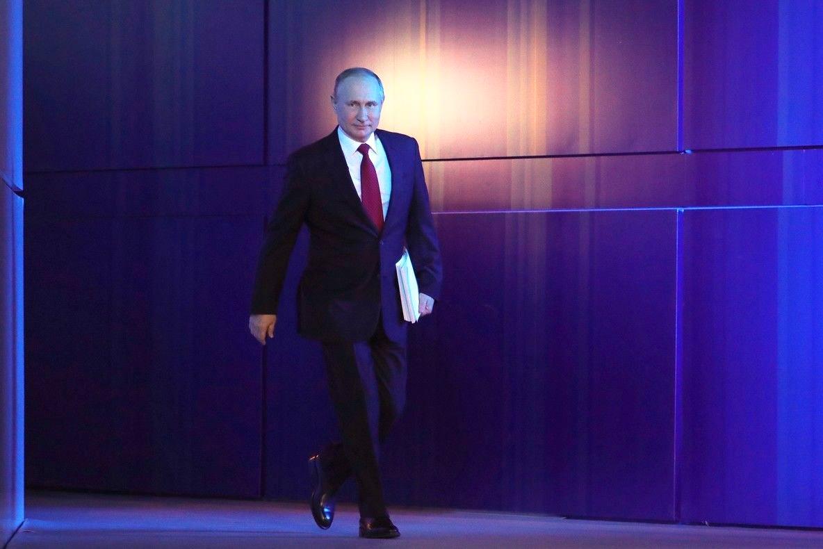 Разгадана загадка Путина