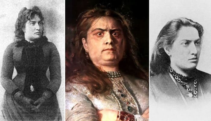 Найдите 10 отличий: современники Репина на его портретах и в жизни