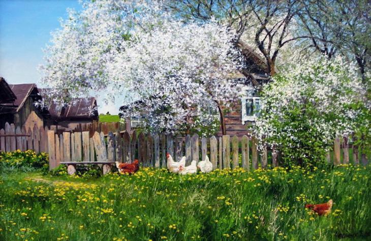 художник Татьяна Черных картины – 36