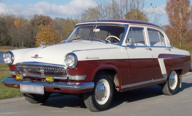 5 советских автомобилей, которые с удовольствием покупали за границей