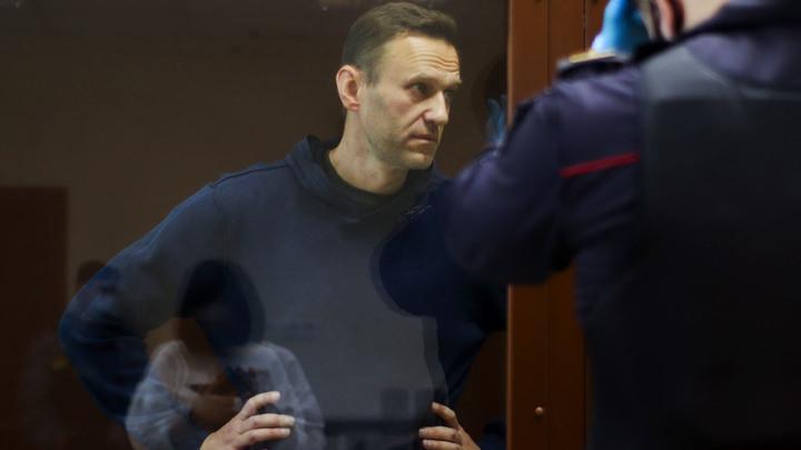 ЗАСУЧИЛ НОЖКАМИ: C НАВАЛЬНЫМ СЛУЧИЛСЯ НОВЫЙ ПРИСТУП россия