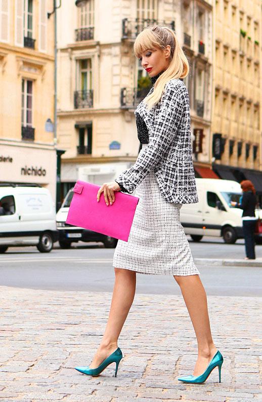 Стиль Шанель — идеально для женщин 40+. Всегда будет в моде