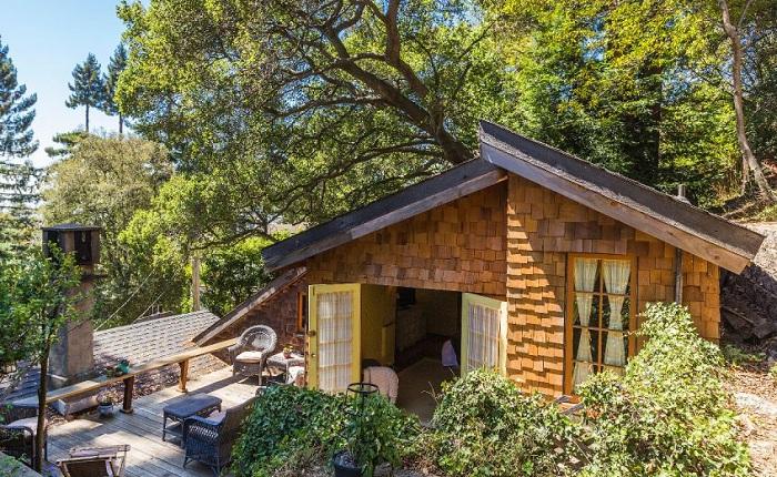 Компактный и уютный: дом, переделанный из гаража