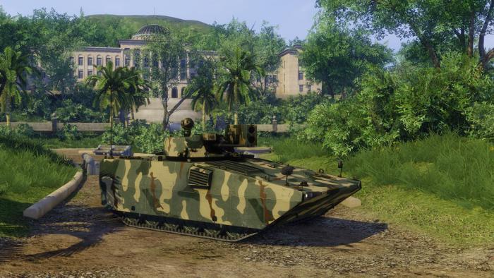 В Armored Warfare появится польская военная техника