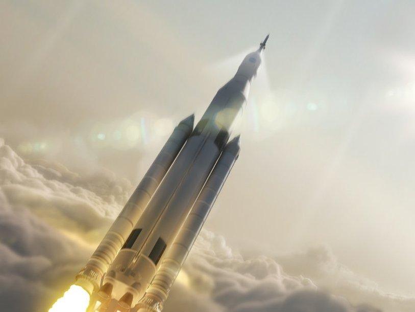 NASA создает самую тяжелую ракету-носитель в истории