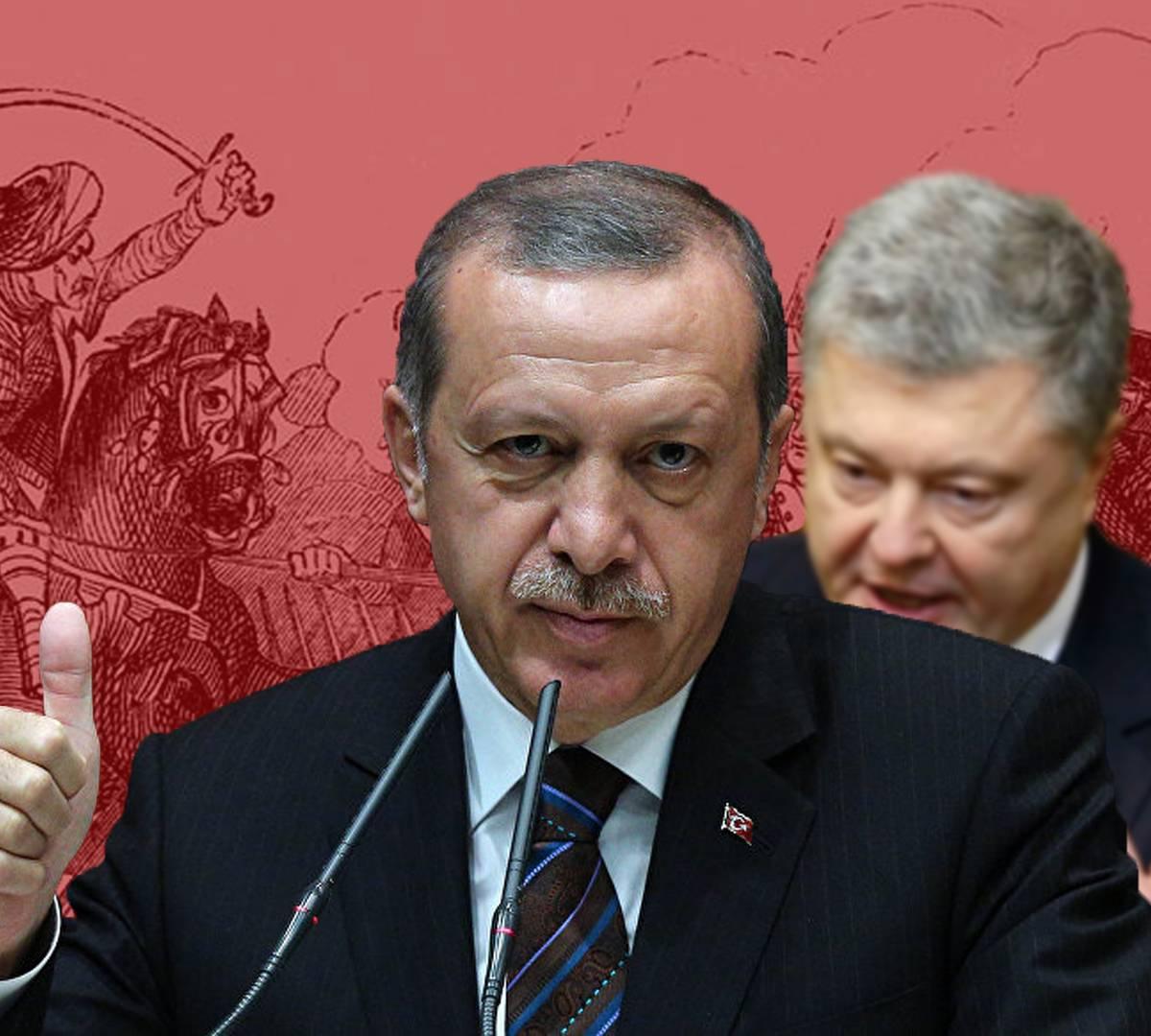 Турецкий реванш и украинский гамбит
