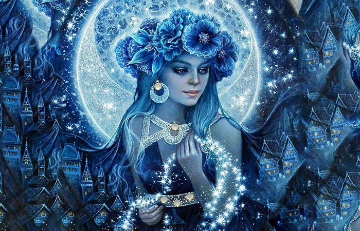 Легенды о луне разных народов мира