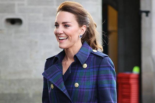 Кейт Миддлтон и принц Уильям устроили киновечер для сотрудников Национальной службы здравоохранения Великобритании