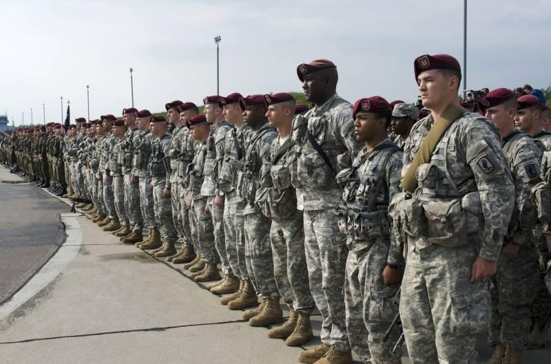 Доклад: силы США в Европе не выдержат натиска российских войск
