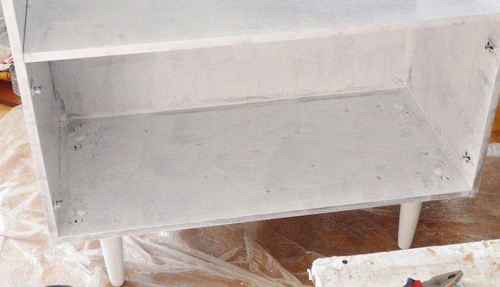 Как преобразить старый «совковый» сервант так, что никто его даже не узнает интерьер,мебельные переделки,рукоделие,сделай сам