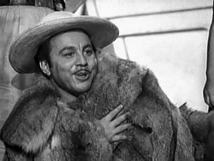 Михаил Водяной в фильме *Белая акация*, 1957 | Фото: kino-teatr.ru