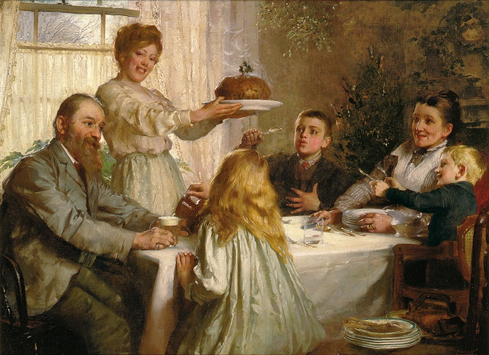 Традиционные рождественские рецепты от православных народов России