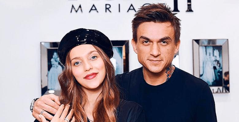 Регина Тодоренко и Влад Топа…
