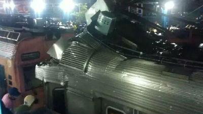 В результате столкновения поездов в Бразилии пострадали 229 человек
