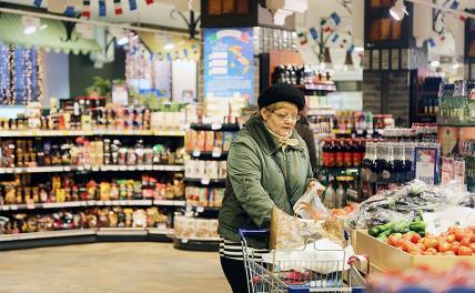 Российские цены взбесились? россия