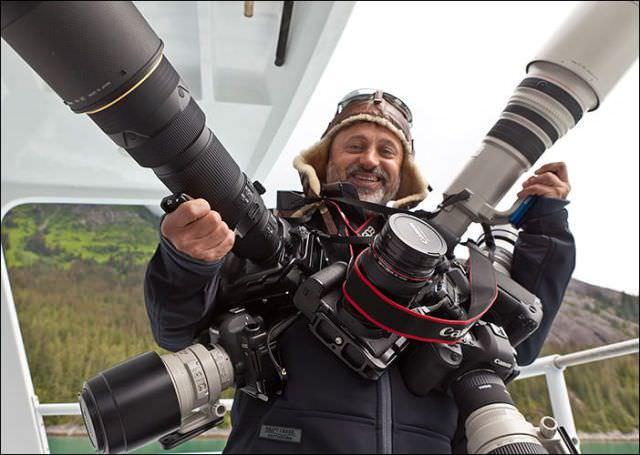Фотографы и их работа