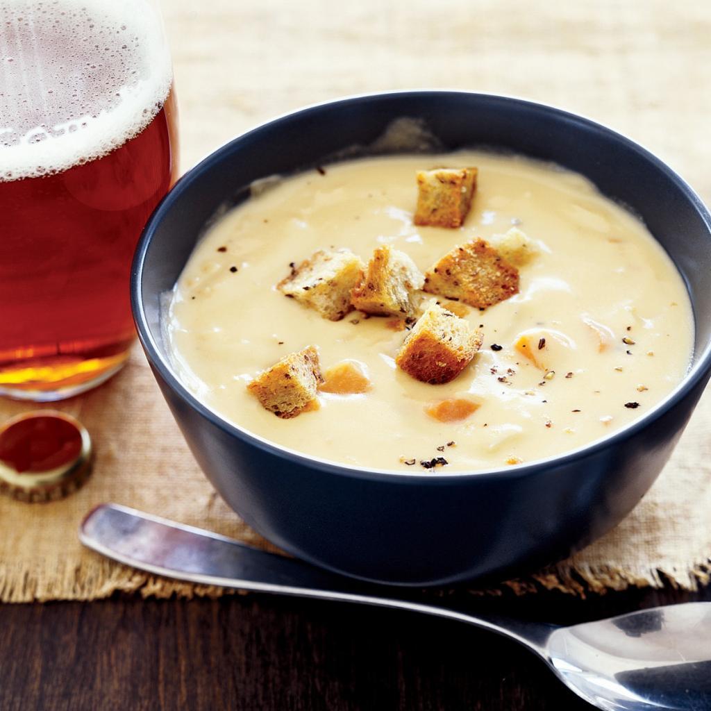 показывает суп из пива картинки недолго