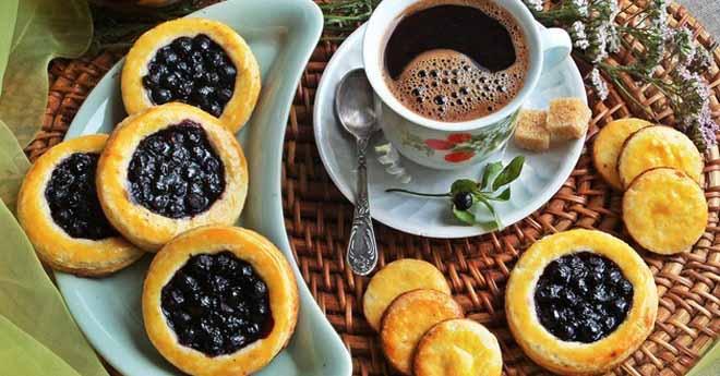 Вкуснейшие 10 ягодных и фруктовых десертов
