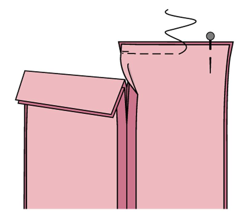 Как сшить тунику или платье и выкройки 57