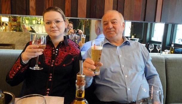 СМИ: Скрипаль просил у Путин…