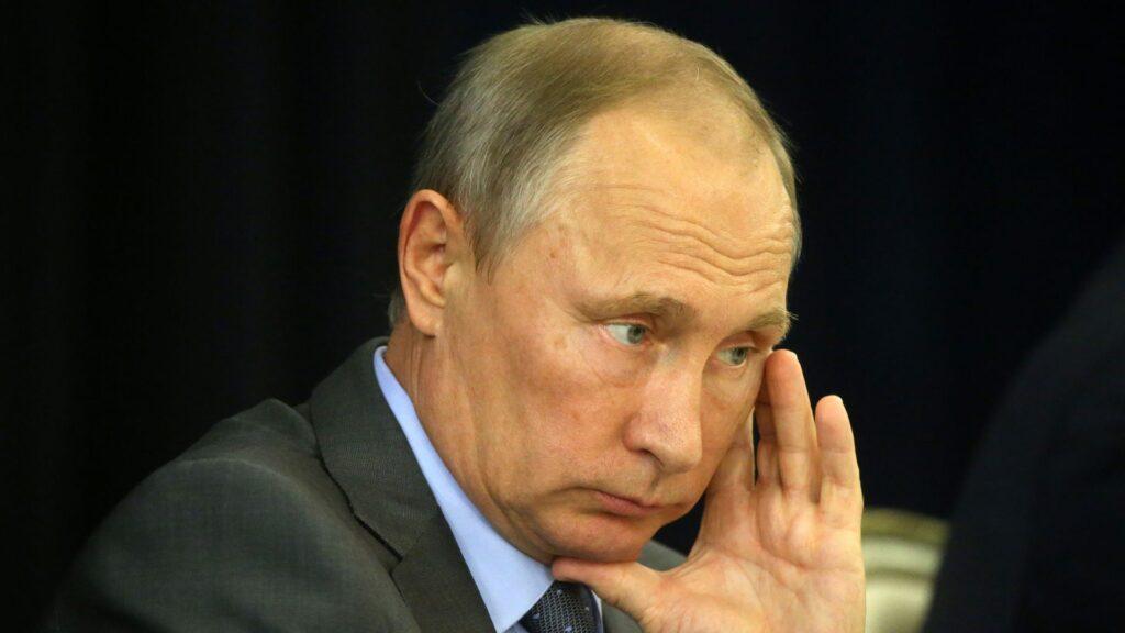 На Украине назвали самое слабое место Путина и всей России Владимир Путин,Киев,Политика,Украина,Россия,Украина
