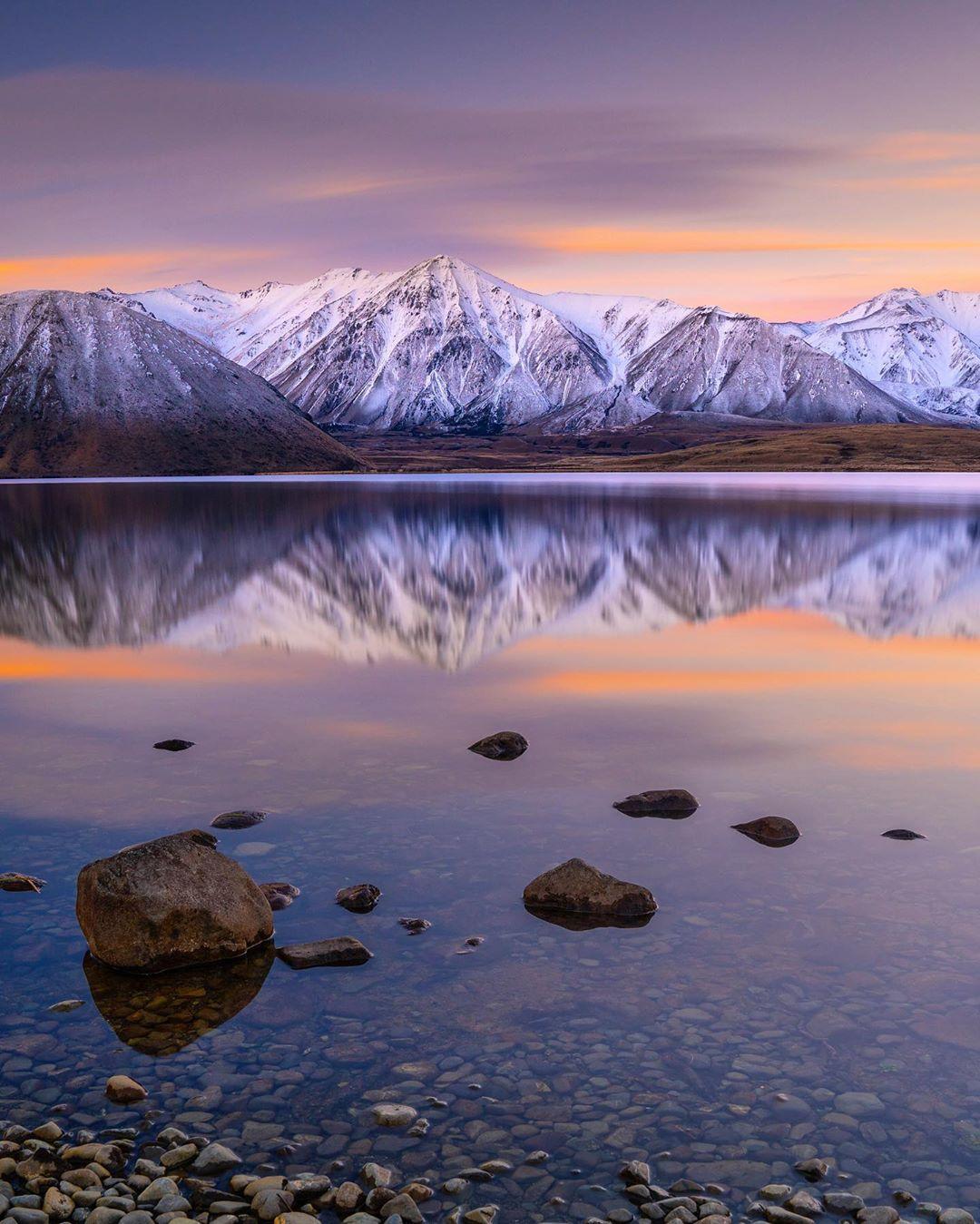 как правильно выбрать пейзаж для красивого фото съемку