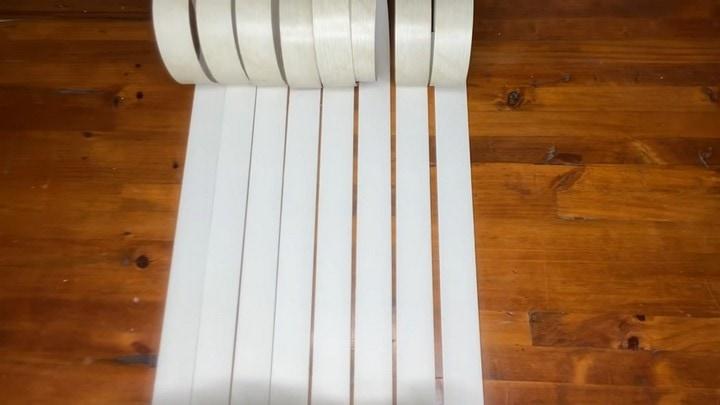 Как создать уютную корзину из мебельной кромки