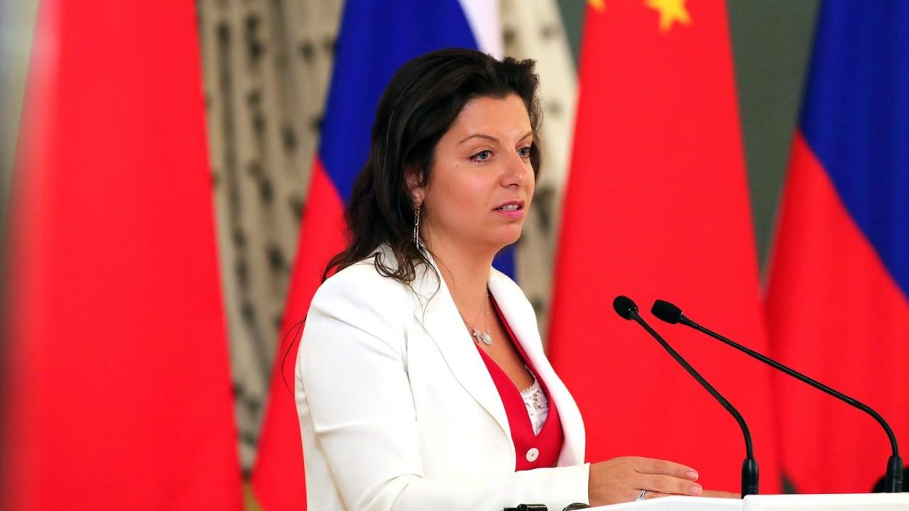 Симоньян восхитилась венесуэльским RT за освещение визита Ту-160