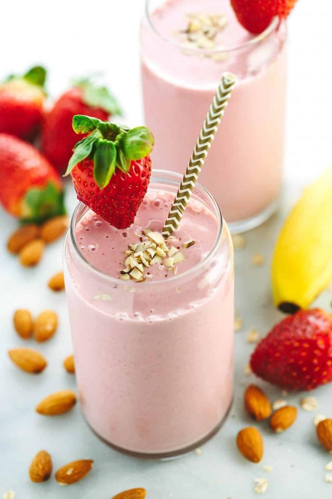 Смузи с молоком: рецепты с фото